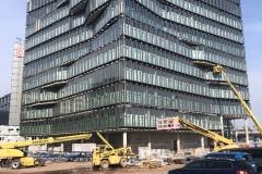 2019, MK9 Cube Euro City Berlin, Elektroinstallation für Gebäudeautomation