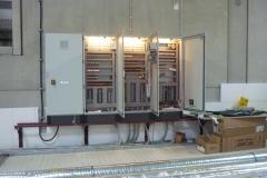 2012, Nextpark Groß-Gerau, Elektroinstallation für Gebäudeautomation
